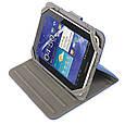 """Универсальный чехол для девайса Tucano Facile Stand Tablet 7"""" Blue TAB-FA7-B голубой, фото 5"""