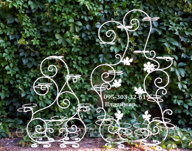 Подставка Елена на 16 или 24 кольца для орхидей