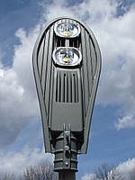 """Светодиодный уличный фонарь """"Кобра"""", 100W(Премиум), фото 1"""
