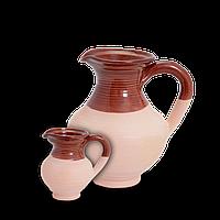 Кувшин глиняный Gloss CB01 Покутская керамика 5 литров
