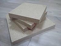 Плита изоляционная для каминов, топок, печей и котлов на основе вермикулита