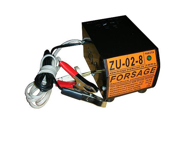 Устройство зарядное FORSAGE  ZU-02-8