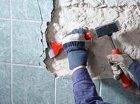 Демонтаж плитки