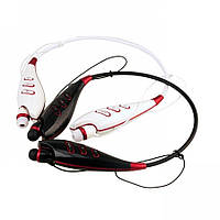 Гарнитурные стерео наушники вакуумные с MP3 плеером и FM радио LG Tone S740T, Bluetooth stereo гарнитура
