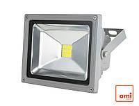 Прожектор светодиодный 20W 12V 1300Lm 6500К (AMI-12020)