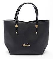 Черная классическая женская сумка  Б/Н art.6031