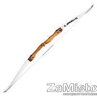 Лук Jandao 66/32 (163 см)-с.н-16 кг-White