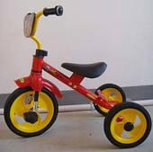 Велосипед трехколесный Tilly Combi Trike красный (BT-CT-0009 RED)