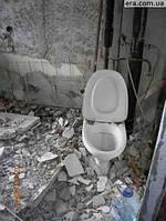 Демонтаж сантехники и отопления
