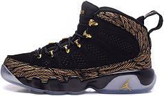 Баскетбольные кроссовки Air Jordan Retro 9 Doernbecher Black, найк джордан