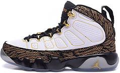 Баскетбольные кроссовки Air Jordan Retro 9 Doernbecher White, найк джордан