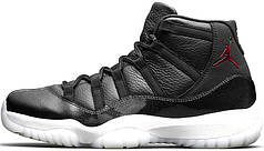 Баскетбольные кроссовки Air Jordan 11 72-10, найк джордан