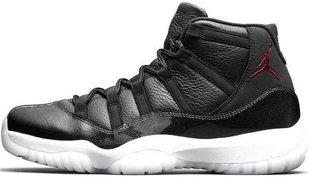 Мужские кроссовки Nike Air Jordan 11 Retro 72-10 378037-002, Найк Аир Джордан 11, фото 2