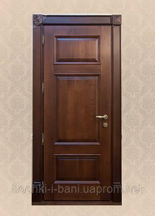 Двери из массива дуба, фото 2