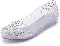 Женские свадебные балетки Мелисса Ultragirl Wedding (белый)