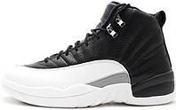 Баскетбольные кроссовки Air Jordan 12 Playoff, найк джордан
