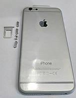 "Крышка корпуса для iPhone 6 (4.7"") серебристого цвета"