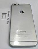 """Кришка корпусу для iPhone 6 (4.7"""") сріблястого кольору"""
