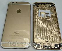 "Кришка корпусу для iPhone 6 (4.7"") золотого кольору"