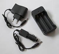 3 в 1! Зарядное устройство для аккумуляторов 18650