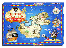 Настольная игра Остров сокровищ Зірка (76640)