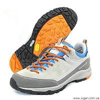 Треккинговые кроссовки AKU Gea Low GTX ws (grey/light blu)  размер EUR  38