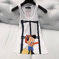Майка Just Casta с Пиноккио со стразами