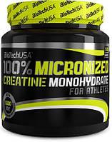 100% Creatine Monohydrate BioTech, 500 грамм (банка)