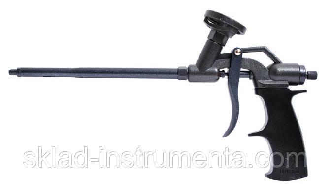 Пистолет для монтажной пены с полным тефлоновым покрытием профессиональный
