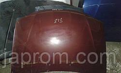 Капот Mazda 323 BJ 1997-2002г.в.вишневый