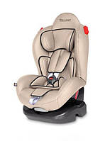 Baby Shield WELLDON SMART SPORT II (ОТ 0 ДО 25КГ) camel (кожа)