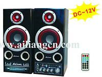 Акустическая система AILIANG USBFM-68DC, акустические колонки, активная акустика, музыкальные колонки