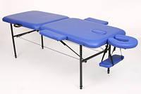 Складной массажный стол  TITAN металлический, Массажный стол TITAN складной