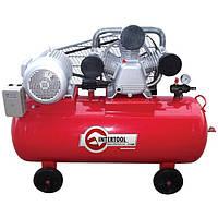 Компрессор воздушный высокого давления 3х-цилиндровый  200л 10HP 7.5кВт 380В 8атм 1050л/мин INTERTOOL PT-0040
