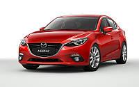 Защита двигателя и КПП Мазда 3  с 2013- Mazda 3