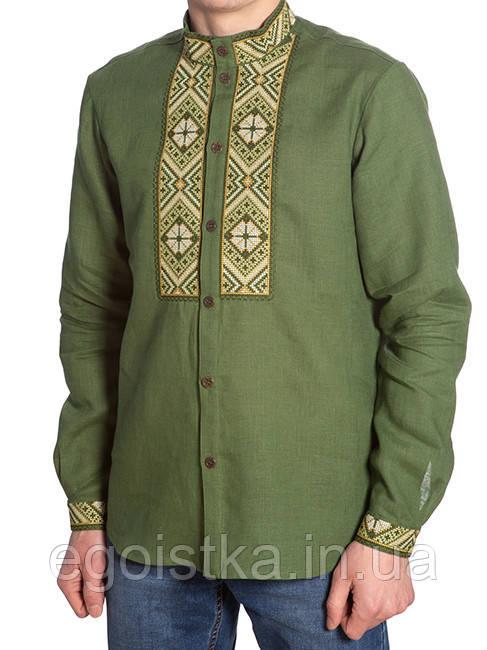 Роскошная Вышитая Мужская Рубашка — в Категории