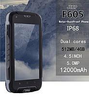 Jeep F605 IP68 12000mAh - Телефон для настоящих мужчин!