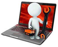 Ремонт ноутбуков / нетбуков, их комплектующих и запчастей