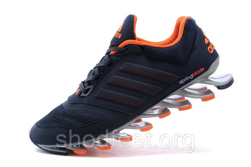 Adidas Springblade Drive 2.0 Navy Blue Orange