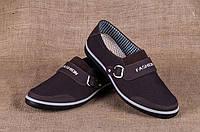 Лёгкие мужские туфли