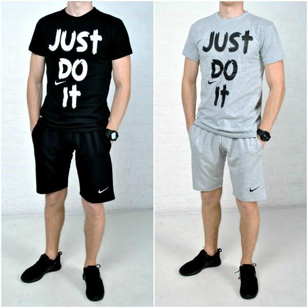 6b41b06d50e Распродажа! Мужские Комплекты Nike Футболка+шорты