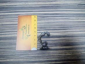 """Крючки для штор """"Веточка Темное Серебро"""", фото 2"""