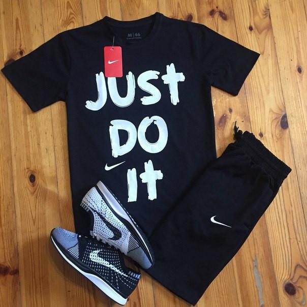 """Распродажа! Мужские Комплекты Nike Футболка+шорты - Интернет магазин """"Big Bob"""" в Харькове"""