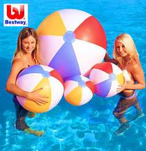 Мяч надувной разноцветный Bestway 31020