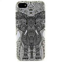 TPU чехол для iPhone 6 / 6S Слон