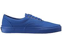 Мужские кеды Vans Chukka (ванс, ванс чукка) низкие синие