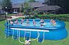 Каркасно-надувной бассейн Intex 610х366х122 см (57982)