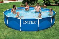 Бассейн каркасный Intex 366х76 см (28210) (56994), фото 1