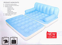 Надувной диван-трансформер 5 в 1 Bestway 193х152х64 см (75038), фото 1