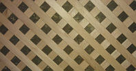 Мебельная решетка деревянная, фото 1